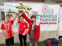 YÜZME - Anadolu Yıldızlar Ligi Modern Pentatlon Final Müsabakaları