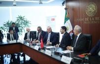 MEVLÜT ÇAVUŞOĞLU - Bakan Çavuşoğlu, Meksika Cumhuriyet Senatosu Başkanı Batres İle Görüştü