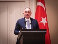 MEVLÜT ÇAVUŞOĞLU - Bakan Çavuşoğlu, Meksika'da Düşünce Kuruluşu COMEXI Konferansına Katıldı