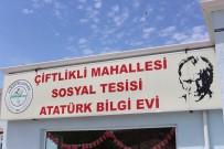 Başkan Çolak'tan 'Atatürk Bilgi Evi' Açıklaması