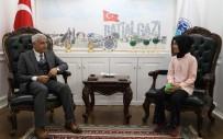 SEÇİM SÜRECİ - Başkan Güder, Dönem Ödevi İçin Soruları Yanıtladı
