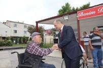 Başkan Söğüt, Engelli Vatandaşlarla Buluştu