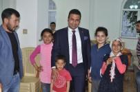 Belediye Başkanı Yıldırım İftarını Vatandaşlarla Birlikte Çadırda Açıyor