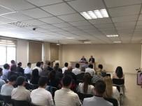 Burhaniye'de Okul Müdürleri Toplantısı Yapıldı