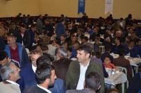 Çat'ta İftar Programı Büyük İlgi Gördü