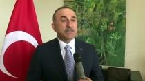 ÇAVUŞOĞLU - Dışişleri Bakanı Çavuşoğlu Guyanalı Mevkidaşıyla Görüştü