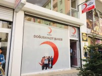 Doğubayazıt'ta Türk Kızılay Şubesi Açıldı