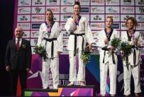 AVRUPA ŞAMPİYONU - Dünya Tekvando Şampiyonası'nda İrem Yaman Altın Madalya Kazandı