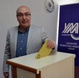 VERGİ DAİRESİ - Gaziantep YMMO'da Yeni Yönetim