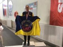 YÜZME - GKV'li Dicle Su Sertpolat'ın Yüzme Başarısı
