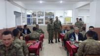 PİYADE ALBAY - İran Sınırındaki Mehmetçikle İftar