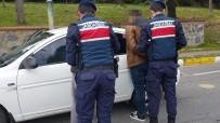 OLAY YERİ İNCELEME - Jandarmanın Villa Hırsızlarına Operasyonu Kamerada