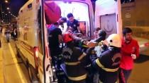 Kahramanmaraş'ta Trafik Kazası Açıklaması 2'Si Ağır 7 Yaralı
