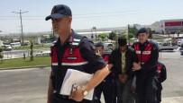 Karaman'da Hırsızlık Yaparken Yakalanan 2 Afgan Adliyeye Sevk Edildi