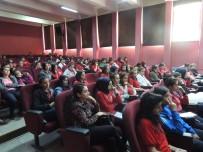 Kars'ta Öğrencilere Güvenli İnternet Kullanımı Anlatıldı