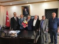 Kaymakam Öner' Türkiye Sakatlar Derneği Yöneticilerini Kabul Etti