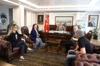 Kayseri Diş Hekimleri Odası Yönetim Kurulu Üyeleri Dr. Mustafa Palancıoğlu' Nu Ziyaret Etti