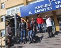 SİLAHLI TERÖR ÖRGÜTÜ - Kayseri Merkezli 11 İlde Düzenlenen FETÖ Operasyonunda Gözaltına Alınan 22 Kişi Adliyede