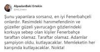 FENERBAHÇE - Kayserispor Ana Sponsorundan Şampiyonluk Yorumu