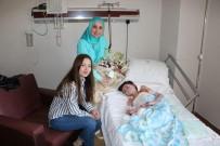 KAŞÜSTÜ - 'Kelebek Hastası' Elif'e Umut Oldular