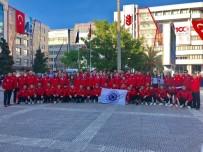 FUTBOL TAKIMI - Koç Spor Fest'e İAÜ Damgası