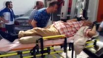 Konya'da Kafeye Av Tüfeğiyle Ateş Açıldı Açıklaması 2 Yaralı