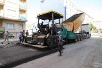 Lale Caddesinde Sıcak Asfalt Çalışmalarına Başlandı