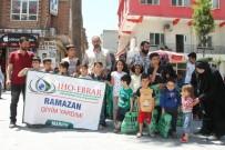 Mardin'de Yetim Çocuklara Bayramlık Hediye Edildi