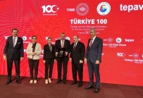 Ruhsar Pekcan - Ödemiş, 'Türkiye 100' Töreninde