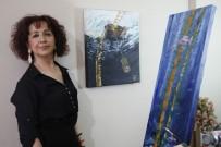(Özel) TV Yayınıyla Başladığı Ressamlıkta Hedefi Yurt Dışına Açılmak