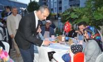 Protokol İftarda Şehit Aileleri Ve Gazilerle Bir Araya Geldi