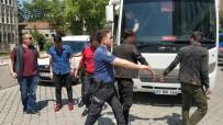Samsun'da DEAŞ'tan 16 Kişinin Gözaltı Süresi Uzatıldı