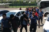 Samsun'da DEAŞ'tan 16 Zanlı Adliyede