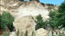 ŞANLIURFA - Şanlıurfa'da Aynı Yerde Bir Haftada İkinci Heyelan
