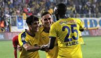 HÜSEYIN GÖÇEK - Spor Toto Süper Lig Açıklaması MKE Ankaragücü Açıklaması 2 - Sivasspor Açıklaması 0 (İlk Yarı)