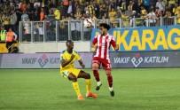 HÜSEYIN GÖÇEK - Spor Toto Süper Lig Açıklaması MKE Ankaragücü Açıklaması 3 - Sivasspor Açıklaması 1 (Maç Sonucu)