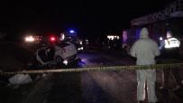 Tokat'ta Polislerin Olduğu Araç Tırla Çarpıştı Açıklaması 2 Ölü, 2 Yaralı