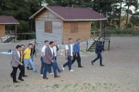 Toroslar Bungalov Yayla Evleri Projesinde Sona Yaklaşıldı