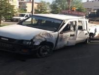 Trafik Kazası Açıklaması 4 Yaralı