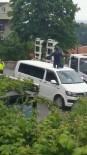 ETILER - UBER Sürücüsü Aracının Bağlanmasına Böyle Engel Olmaya Çalıştı
