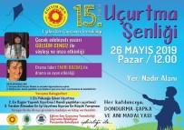 Uçurtma Şenliğinin 15'İnci 26 Mayıs Pazar Günü Yapılacak