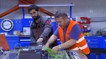 AVRUPALı - Ünlü Otomobil Firmalarının Robotik Üretim Hatları Kocaeli'den
