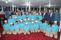 Vali Akbıyık, Kur'an Kursu Öğrencileriyle İftarda Bir Araya Geldi