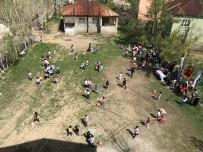 Yüksekova'da Oryantiring Heyecanı