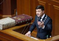 UKRAYNA - Zelenskiy'in İlk İcraatı Erken Seçim