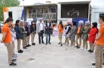 AFAD'dan Simav'da Deprem Eğitimi