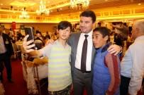 Aksaray Belediyesinden Yetim Çocuklar Ve Ailelerine İftar