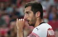 ERMENI - Arsenal'in Ermeni Futbolcusu Mkhitaryan, Bakü'deki Finale Götürülmüyor