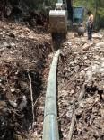 GÖKÇEÖREN - ASAT, Kaş Katran Dağı'nda İçme Suyu Çalışması Yapıyor