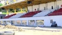 BURHAN FELEK - Bakan Kasapoğlu, Burhan Felek Spor Kompleksi'ni Gezdi